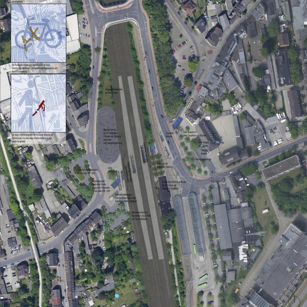 WB Bahnhofsumfeld Oberhausen-Sterkrade